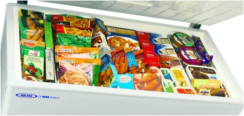 Yumuşak Gıdalar Derin Dondurucu Kapaklarından Uzak Saklanmalıdır