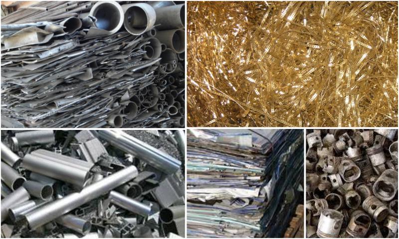Paslanmaz Çelik Hurdaların Kullanım Alanları