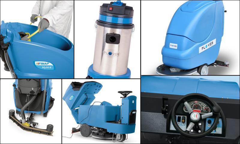 Kampanyalı Okul Temizlik Makinaları