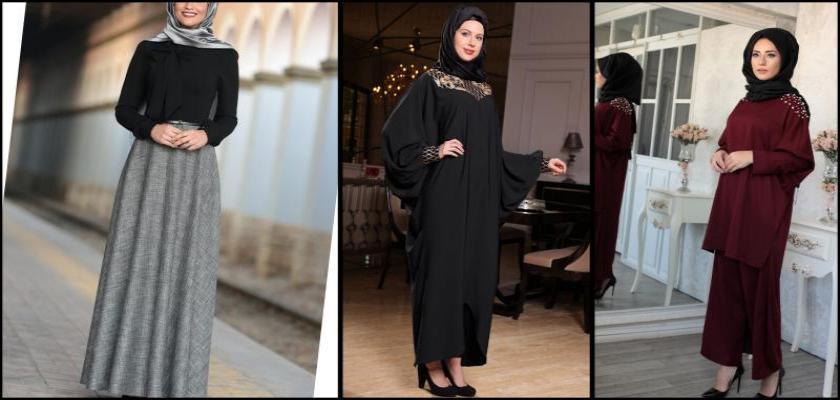 Tesettürlü Bayanlara Özgü Giyim Tarzı