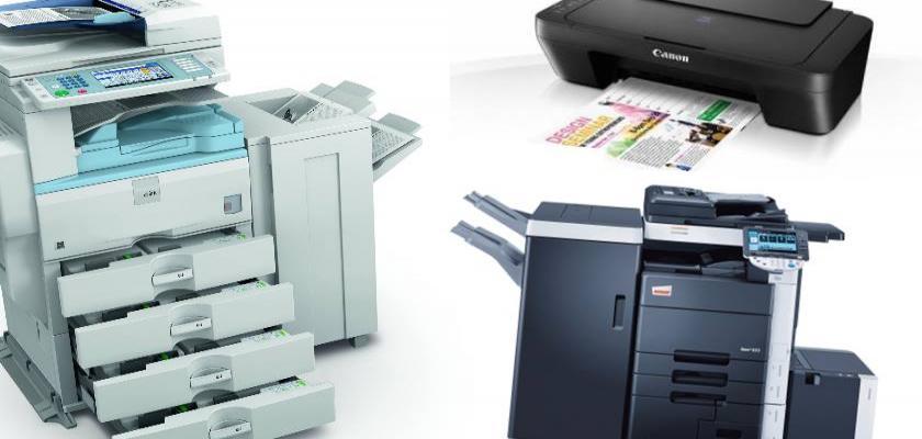 Sabit Fiyatlı Fotokopi ve Yazıcı Kiralama Hizmetleri