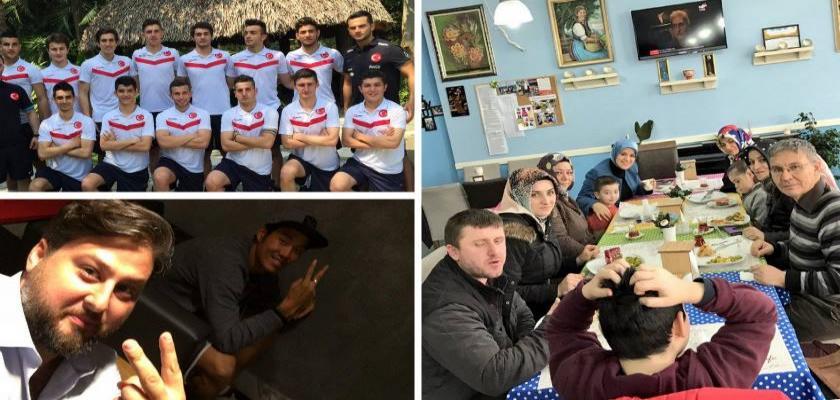 Trabzonspor Bünyasinde Bulunan Branşlar