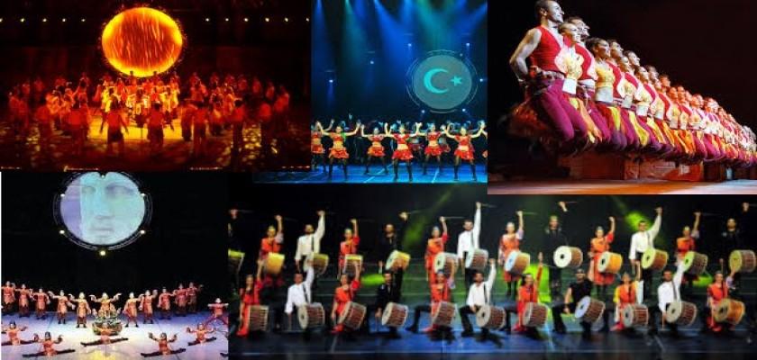 Ülkemizin En Büyük Dans Kadrosu