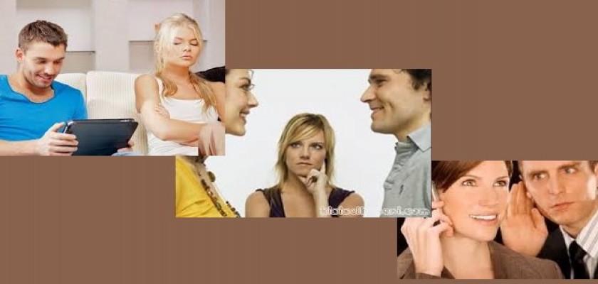 Evlilikte Aşırı Kıskançlık Zaman İçinde Büyük Boyutlara Ulaşır