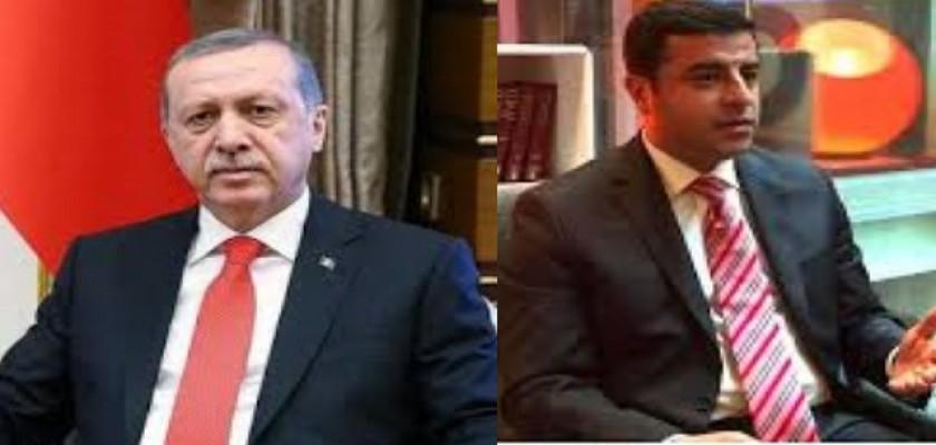 Cumhurbaşkanı Çözüm Sürecinde İmralı ve HDP'yi Muhatap Almayacaklarını Söyledi