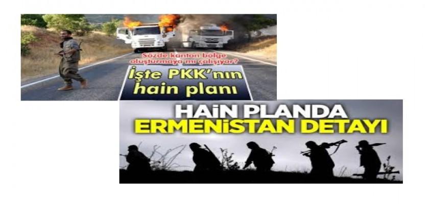 Doğu Anadolu'da PKK Terör Örgütü Can Alıyor