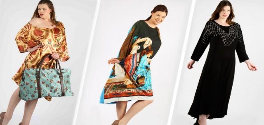 Otantik ve Etnik Desenli Elbise Modellerine ilgi Büyüyor