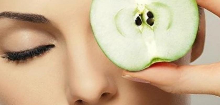 Elma Maskesi Nasıl Yapılır, Ne İşe Yarar?