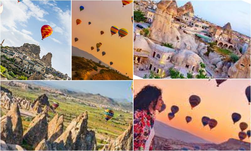 Kapadokya'da Muhteşem Doğa Gezileri ve At Turları