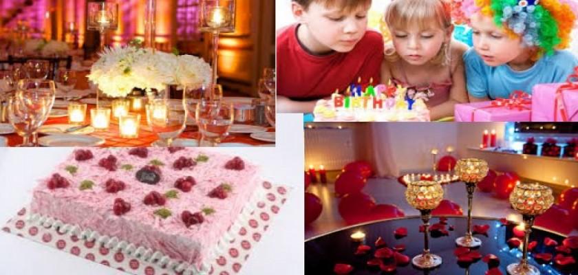 Kutlamalar ve Özel Günler