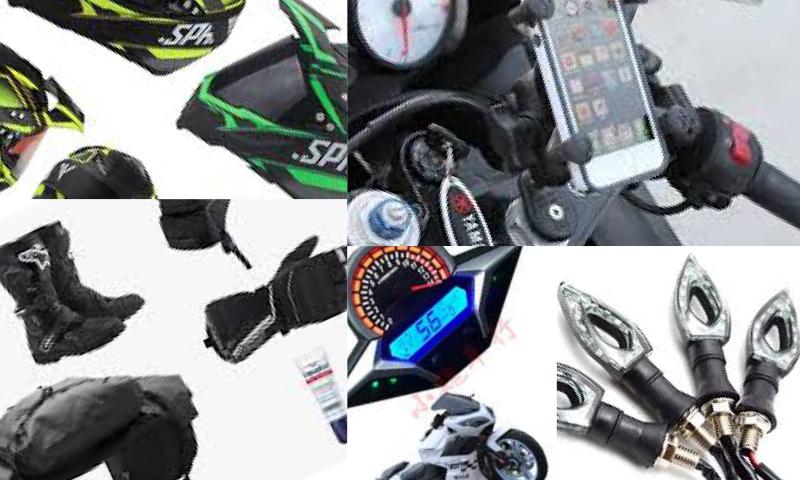 Motosiklet Aksesuarları Hakkında Bilmek İstedikleriniz