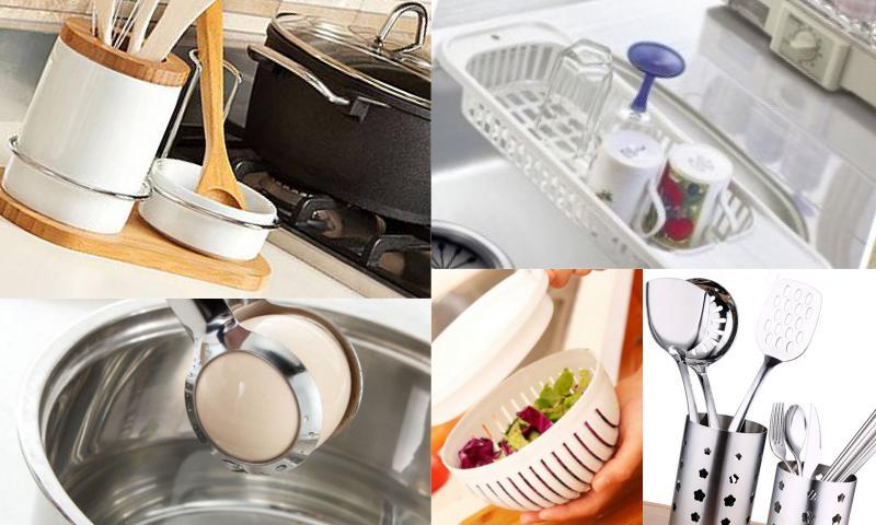 Mutfaklarda Hayatı Kolaylaştıran Pratik Mutfak Gereçleri