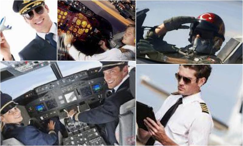 Nasıl Pilot Olunur ve Eğitimler