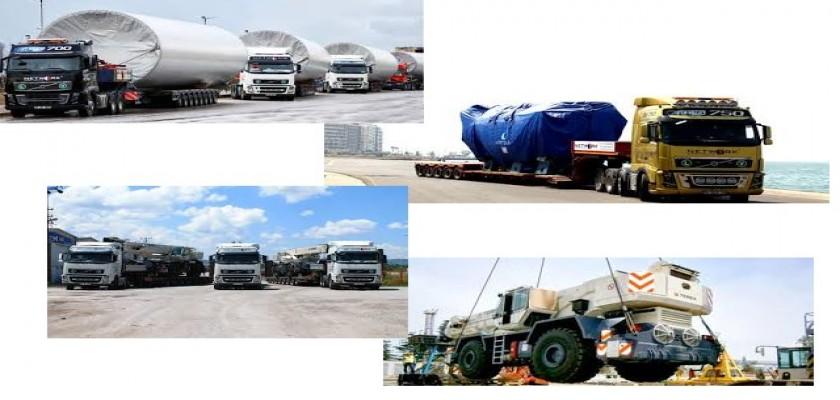 Network Global Logistics İle Ağır Nakliyat Hizmetleri