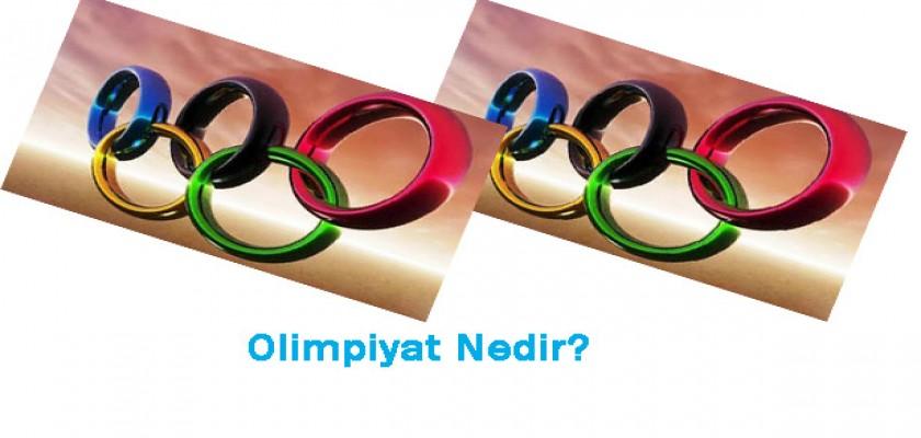 Olimpiyat Nedir