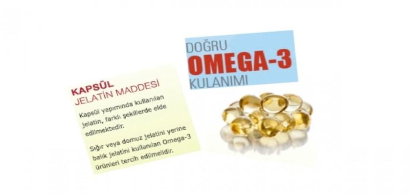 Omega 3 Yan Etkileri Olabilir Mi