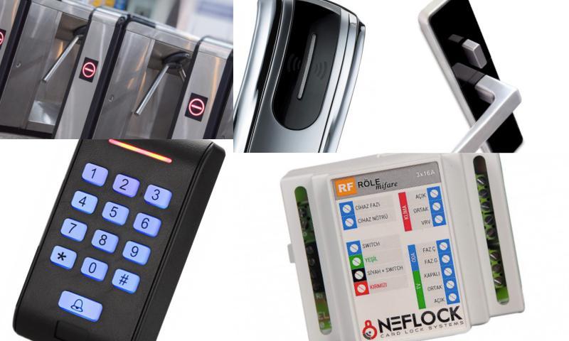 Elektronik Kapı Kilit Sistemleri Nerelerde Kullanılır?