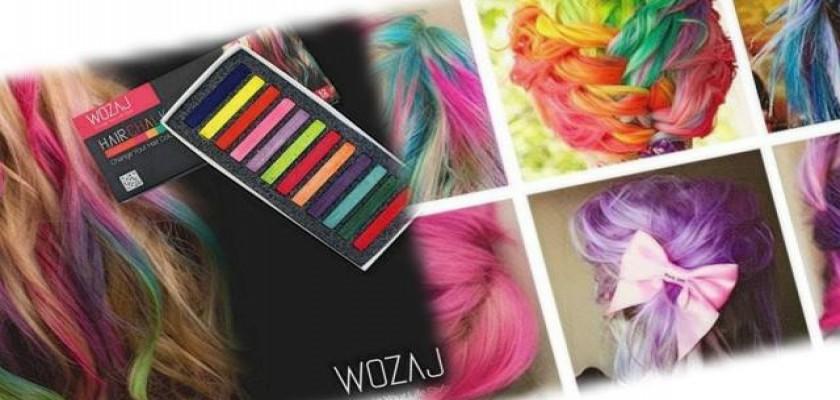 Renk Renk Saç Modası