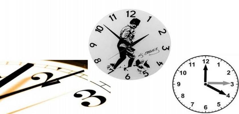 Zaman Bizim İçin Çok Kıymetlidir