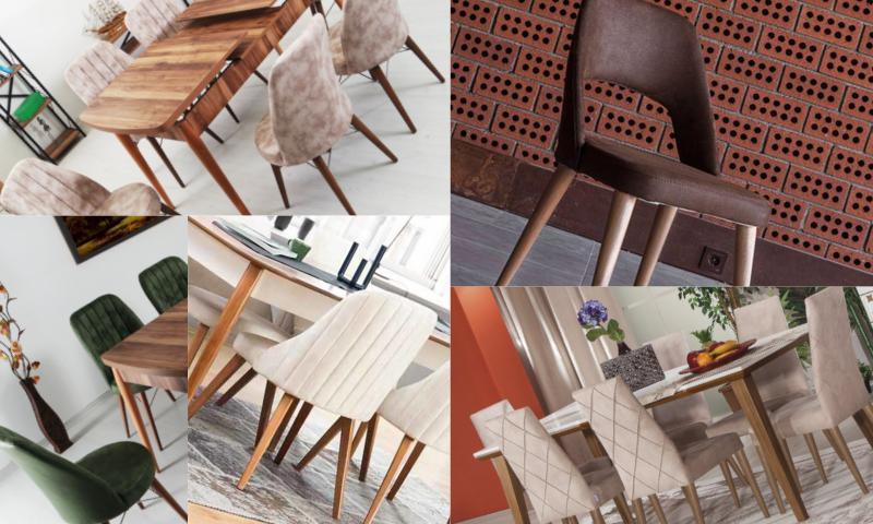 Yemek Masası İçin En Doğru Sandalye Hangisidir?