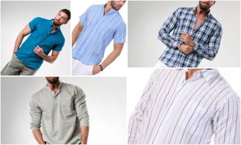 Şile Bezi Erkek Gömlek Modelleri
