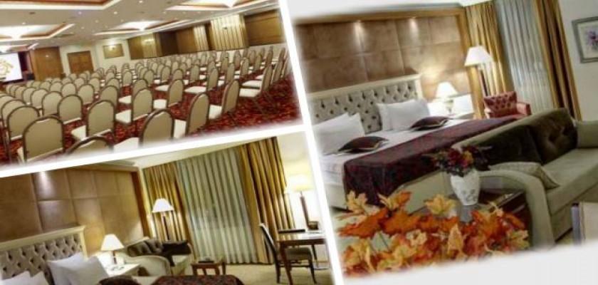 Sivas Buruciye Otel'in Sunduğu Hizmetler Nelerdir