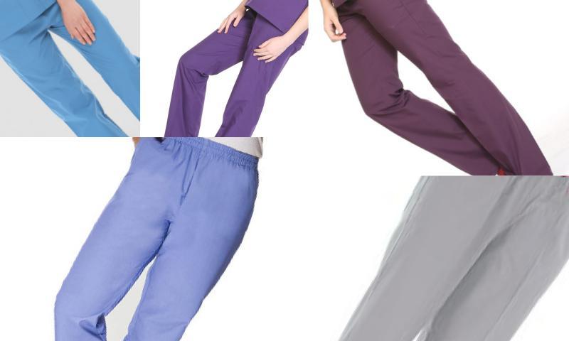 Bayan Tek Alt Hemşire Pantolon Çeşitleri