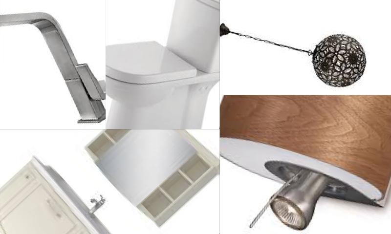 Dekoratif Banyo Bataryası Modelleri
